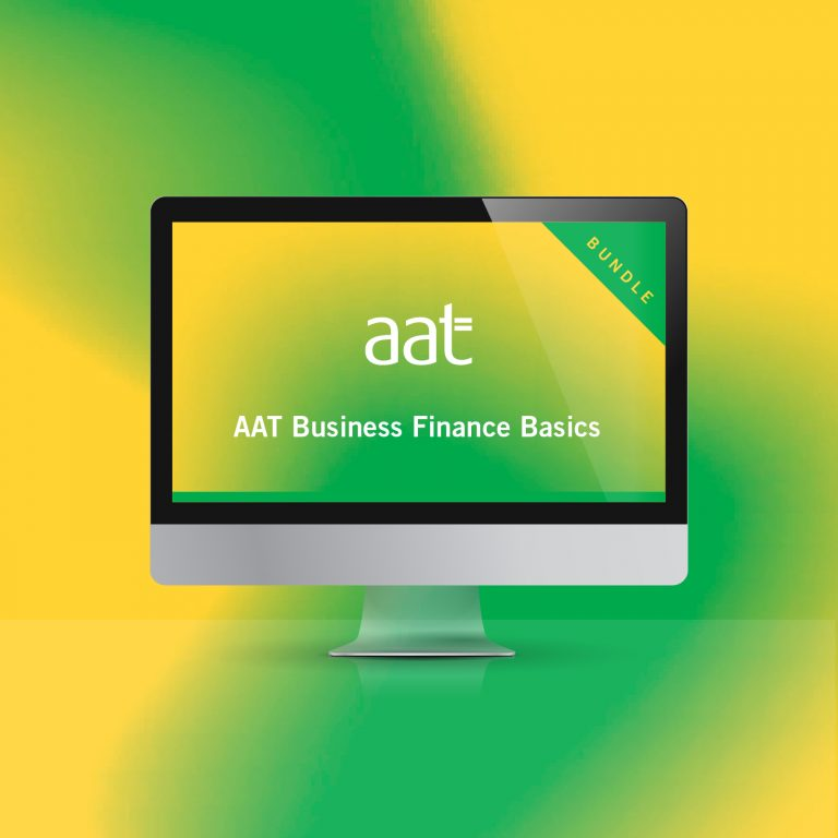 AAT Business Finance Basics